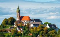 慕尼黑城市风景桌面壁纸