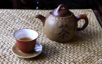 茶的清新桌面壁纸